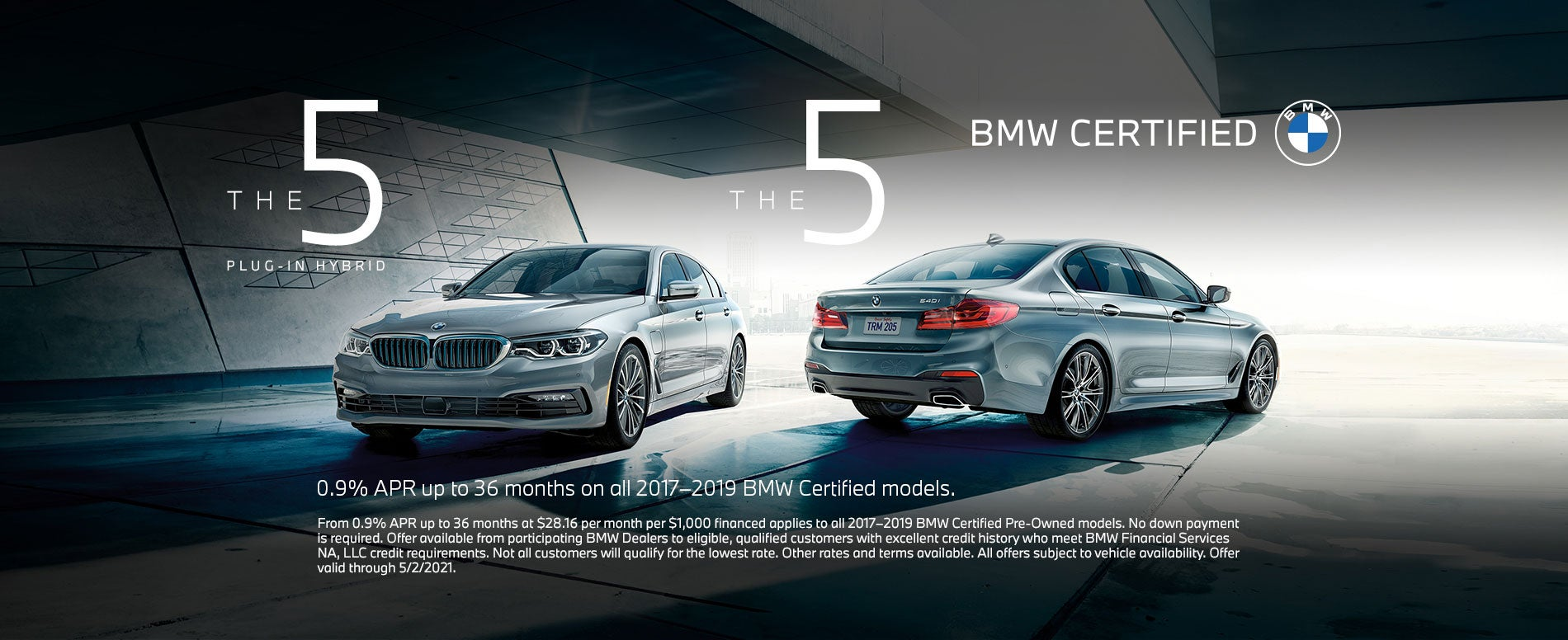 Bmw Certified Pre Owned Offers At Flemington Bmw