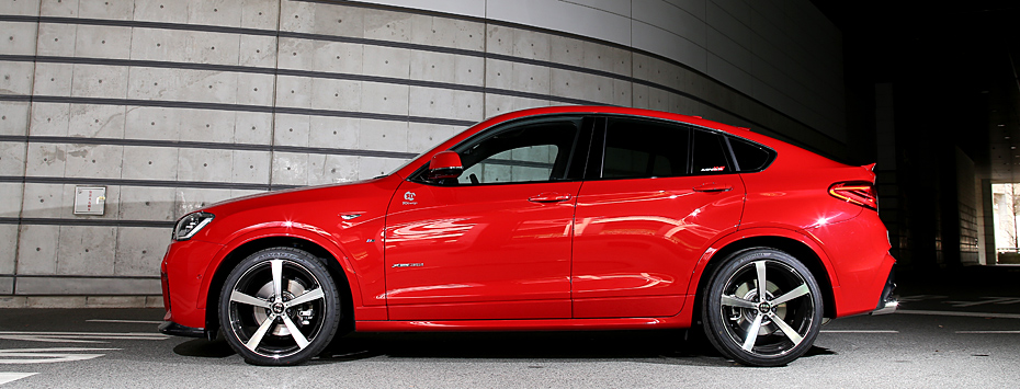 Tuning Program For BMW X4 Unveiled | Uncategorized