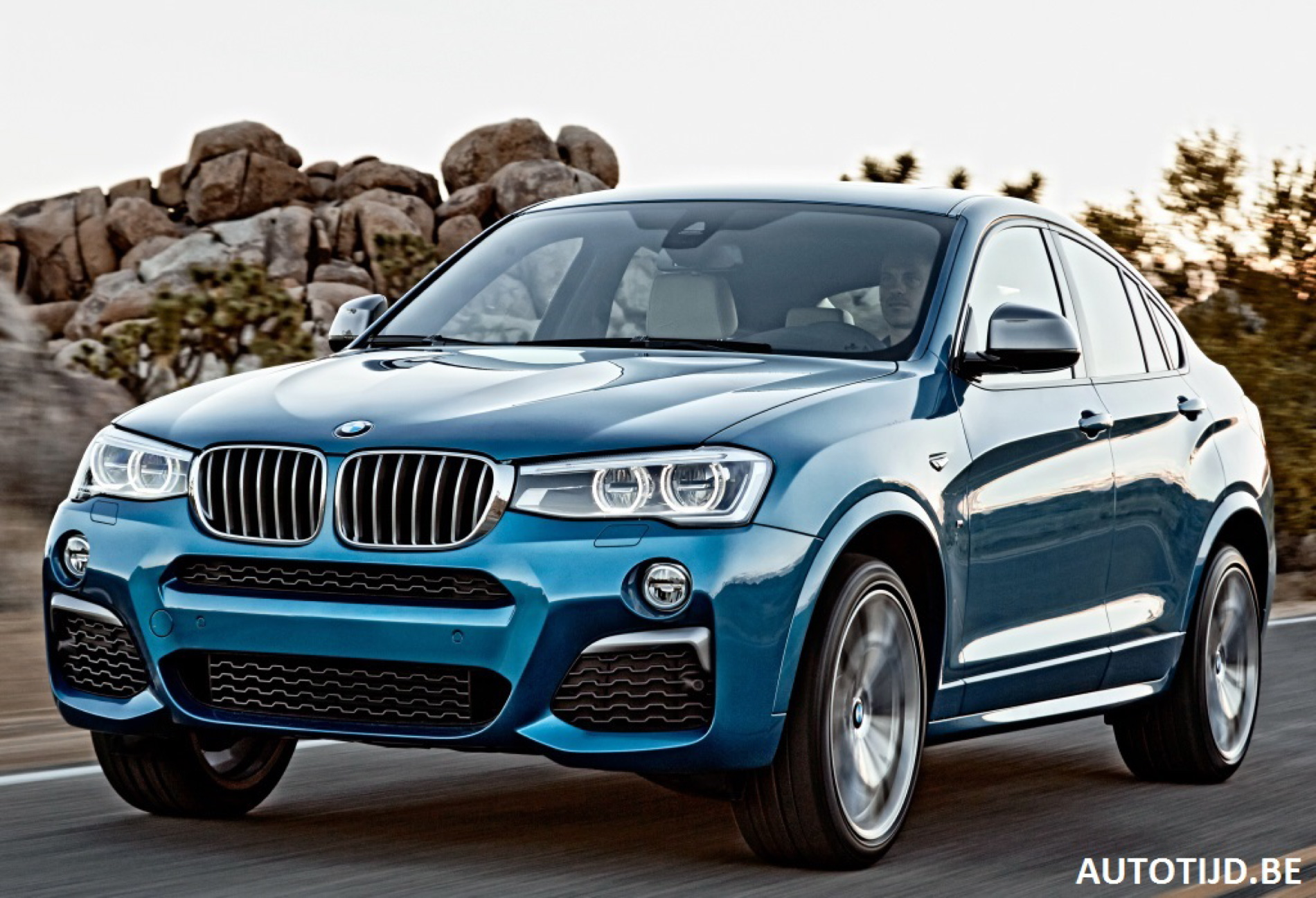 Recently Some Photos Of The Highly Anticipated 2017 BMW X4 M40i Were Released By AutoTijdbe Offering Fans A Glimpse At What They Can Expect From This